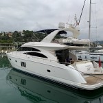 Princess P 67 4 | Jacht makelaar | Shipcar Yachts