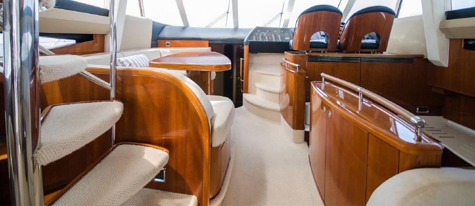 Princess 57   Jacht makelaar   Shipcar Yachts
