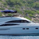 Princess 57 5   Jacht makelaar   Shipcar Yachts