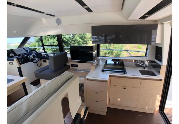 Prestige 420 | Jacht makelaar | Shipcar Yachts