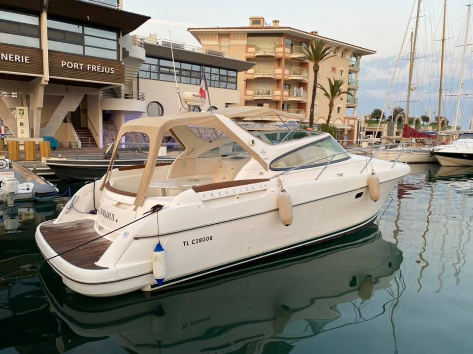 Prestige 34 | Jacht makelaar | Shipcar Yachts