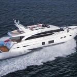 Princess 21 M 0 | Jacht makelaar | Shipcar Yachts