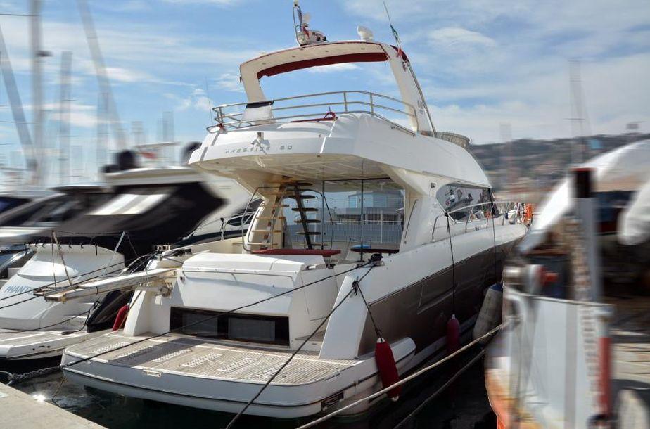 Prestige 60 | Jacht makelaar | Shipcar Yachts