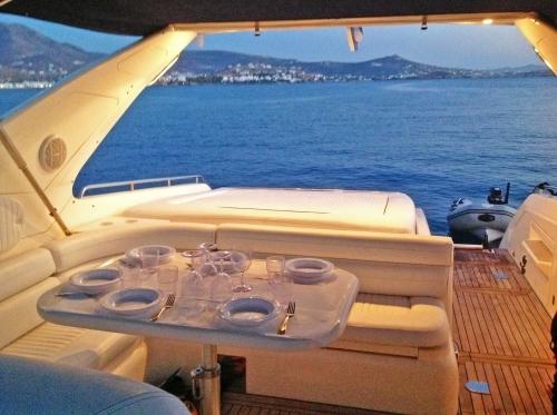 Sunseeker Camargue 55 | Jacht makelaar | Shipcar Yachts