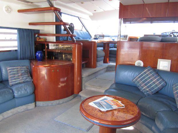 Fairline Squadron 59 | Jacht makelaar | Shipcar Yachts