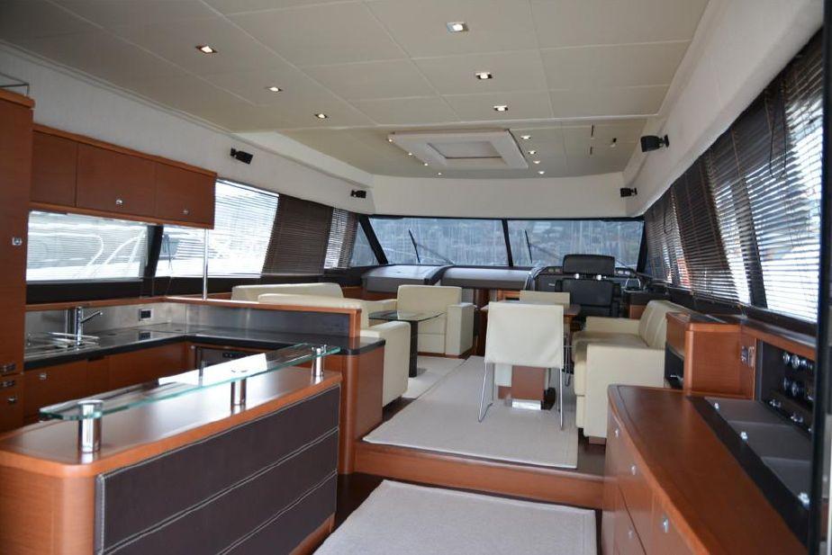 Prestige 60   Jacht makelaar   Shipcar Yachts