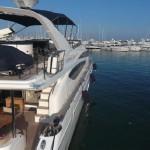Princess 85 4 | Jacht makelaar | Shipcar Yachts