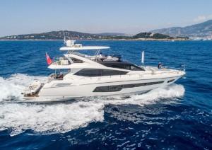 Sunseeker 75 Yacht | Jacht makelaar | Shipcar Yachts