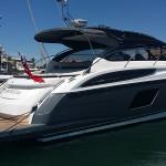 Princess V 48 HT 1 | Jacht makelaar | Shipcar Yachts