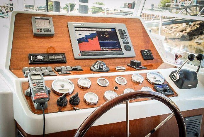 Beneteau Swift Trawler 42   Jacht makelaar   Shipcar Yachts