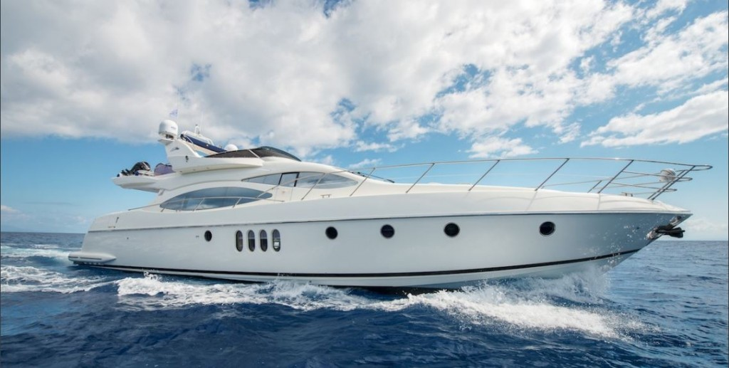 Azimut 68 | Jacht makelaar | Shipcar Yachts